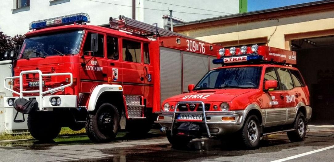 Ochotnicza Straż Pożarna w Antoniowie